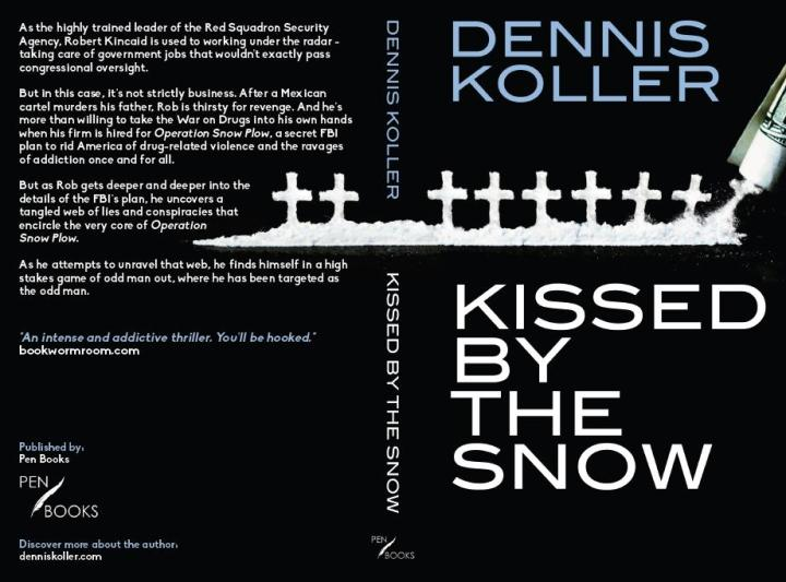 Kissed By The Snow paperback