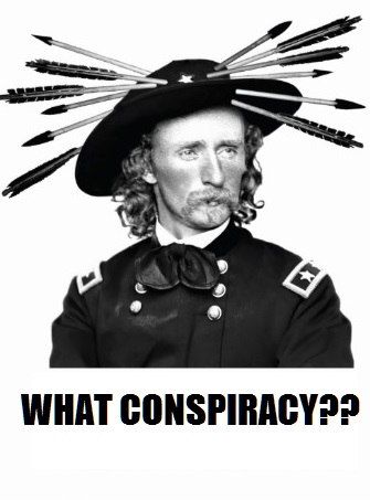 What Conspiracy??
